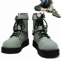 Final Fantasy XIII FF13 Hope Estheim Cosplay Shoes *Custom-made*
