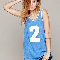Free People We The Free Sideline Tank