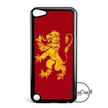 Lion Quote Bible Verse iPod Touch 5 Case