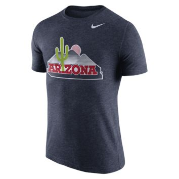 Nike College Tri Logo Plus (Arizona) Men's T-Shirt