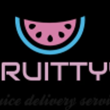 Fruittyy juice food truck/juice delivery service