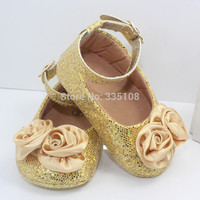 Golden Rose Sandals