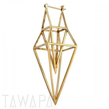 Tawapa Cosmic Cube Earrings