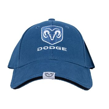 Dodge Ram Hat Tag Embroidered Cap