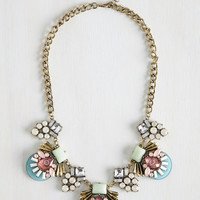 ModCloth Luxe Elaborate Elegance Necklace