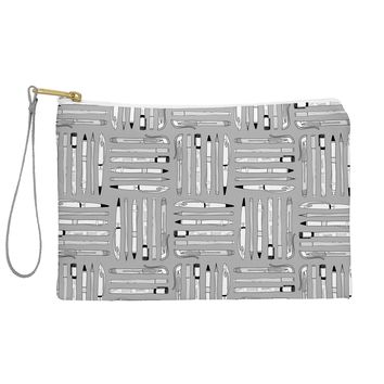 Bianca Green Weapons Of Mass Creation Grey Pouch