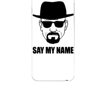 Breaking Bad: Say My Name T-shirt, - iphone 6 Case