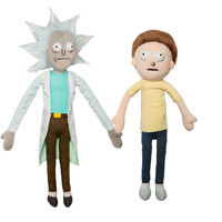 Rick and Morty Stuffed Doll Plush Toy