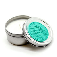 B20 Scented Soy Candle. Benzoin. Massage Moisturizer Candle. Vegan. Shea butter.