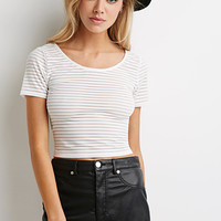 Shadow Stripe Tee