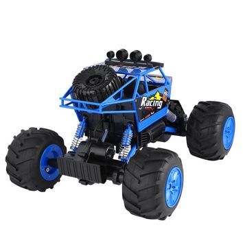 1:14 Water And Land Truck Remote Control Electric Car Off-road Vehicle Model Toys with Great Twist Angle with Remote Control