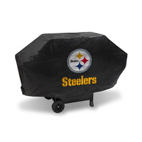 NFL Pittsburgh Steelers Deluxe Grill Cover