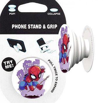 Spiderman Phone Stand & Grip