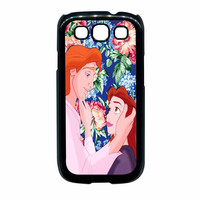 Beauty And The Beast Floral Samsung Galaxy S3 Case