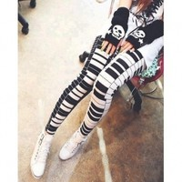 Musical Leggings!