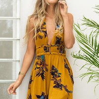 Shoreside Sunset Dress