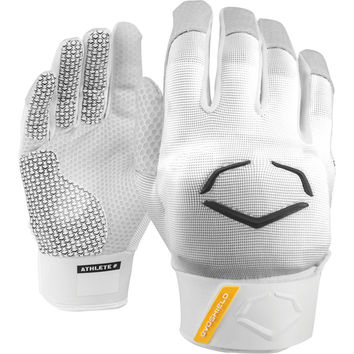 EvoShield ProStyle Protective Batting Gloves - White