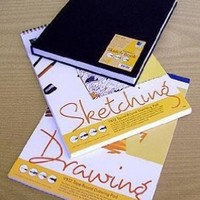 Sketch Book Value Pack-Set of 3 Sketch Books:Amazon:Office Products