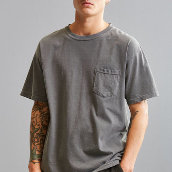 Comfort Colors Pocket Tee | Urban Outfitters