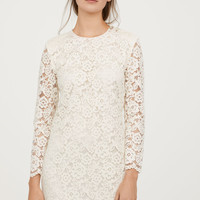 H&M Short Lace Dress $59.99