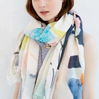 Helen Dealtry X UO Watercolor Scarf