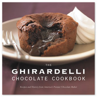 The Ghirardelli Chocolate Cookbook, Non-Fiction Books