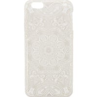 With Love From CA White and Clear Mandala iPhone 6 Case at PacSun.com