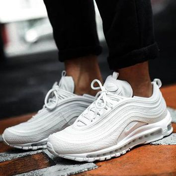 NIKE AIR MAX 97 Fashion Running Sneakers Sport Shoes bef8ef1a7