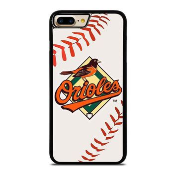 baltimore orioles baseball iphone 4 4s 5 5s se 5c 6 6s 7 8 plus x case  number 2