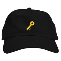Key Emoji Dad Hat