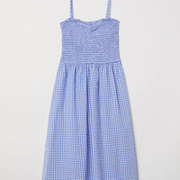 H&M Dress with Smocking $39.99