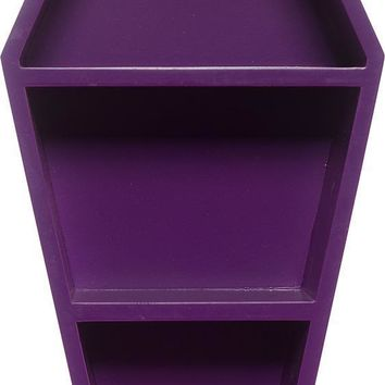 Coffin [Purple] | SHELF