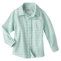 Cherokee® Infant Toddler Boys' Long-Sleeve Buttondown