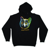 TRON CAT HOOD BLACK – Odd Future