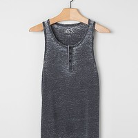 Buckle Black Earth Henley Tank Top
