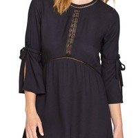 Amuse Society On the Go Crepe Dress   Nordstrom