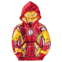 The Avengers Iron Man Children Hoodies