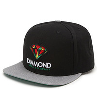 Diamond Supply Co Diamond Colors Snapback Hat at PacSun.com