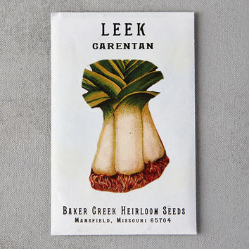 Carentan Leek Seeds