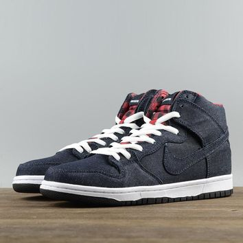 Nike SB Dunk High Sneakers Sport Shoes