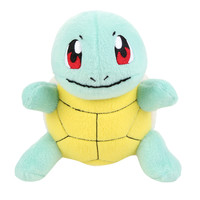 "Pokemon Squirtle 8"" Plush"