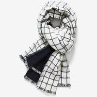 Armani Exchange REVERSIBLE OVERSIZED WOVEN SCARF, Scarf for Women - A|X Online Store