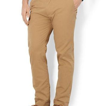 Polo Ralph Lauren Classic Fit Stretch Chino Pants