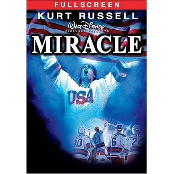Miracle (full Screen Edition) (2004) 2 Discs - Hockey