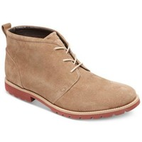 DCCK8BW ROCKPORT MENS CHARSON CHUKKA BOOT