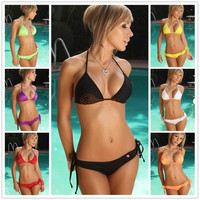 Sexy Bikini Set Popular Design Women swimwear Fashion Bikini Swimsuit 10 colors = 1945922372