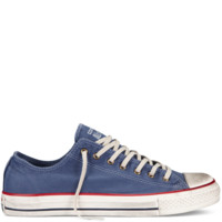 Converse - Chuck Taylor Washed Canvas - Low - Poseiden