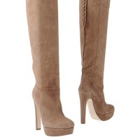 Maxbianco Women - Footwear - High-heeled boots Maxbianco on YOOX