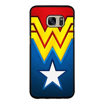 5 Hard Superman Samsung Galaxy S7 Case