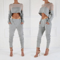 Leah Jumpsuit Set